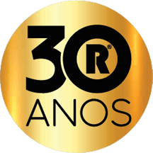 Selo 30 anos Romaf